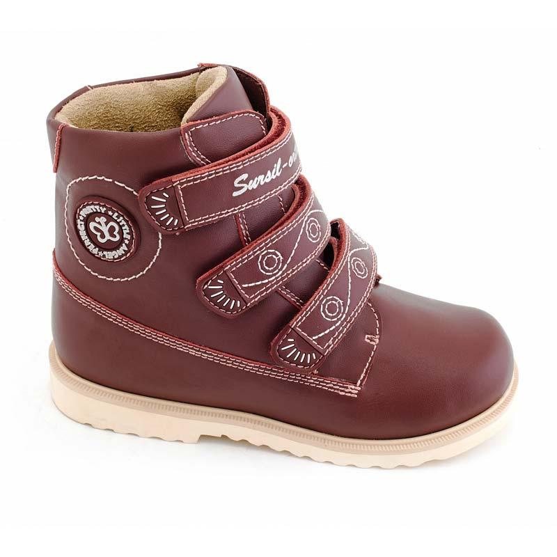ccf2aeb4d Обувь ортопедическая стабилизирующая (ботинки демисезонные) 23-218