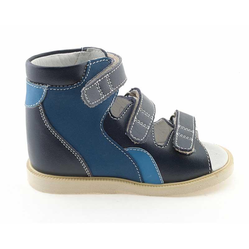 7871d5ea2 Обувь ортопедическая антиварусная (сандалии с высоким берцем)