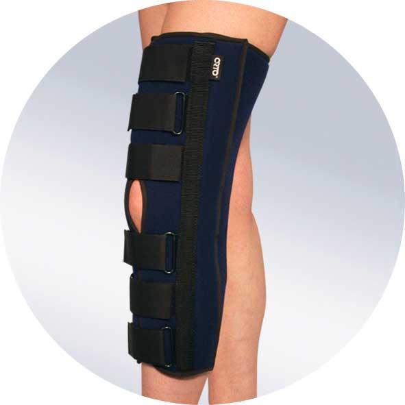 Изображение - Тутор на коленный сустав взрослый skn-401